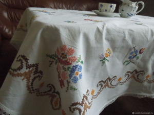 Скидки до 80%! Акция на винтажный текстиль!. Ярмарка Мастеров - ручная работа, handmade.