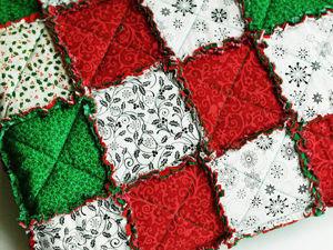 Вяжем пледы и шьем одеяла: 10 теплых мастер-классов + БОНУС. Ярмарка Мастеров - ручная работа, handmade.