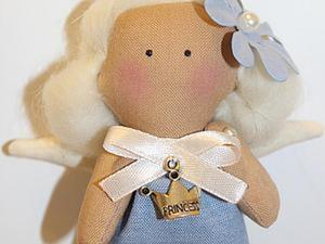 Подробный мастер-класс: шьем маленького ангелочка. Ярмарка Мастеров - ручная работа, handmade.
