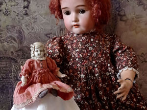 Кукла для куклы. Ярмарка Мастеров - ручная работа, handmade.