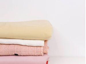 Материаловедение швейного марафона. Ярмарка Мастеров - ручная работа, handmade.