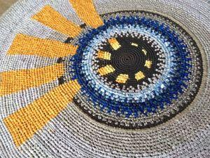 Найди десять отличий, или О том, как невозможно коврик повторить. Ярмарка Мастеров - ручная работа, handmade.