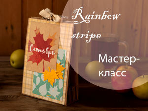 Видео мастер-класс: «Осенний миник для начинающих». Ярмарка Мастеров - ручная работа, handmade.