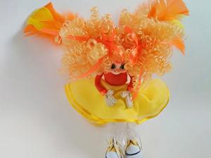 Рыжий ангел. Ярмарка Мастеров - ручная работа, handmade.