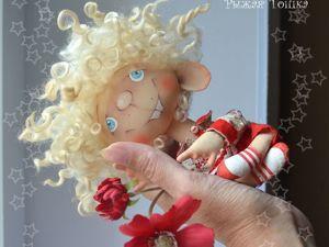 Про Таню: Рыжая Тошка своими словами. Ярмарка Мастеров - ручная работа, handmade.
