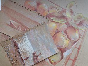 Рисунки из отпуска на море. Ярмарка Мастеров - ручная работа, handmade.