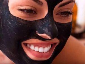 Готовим черную маску для лица самостоятельно. Ярмарка Мастеров - ручная работа, handmade.