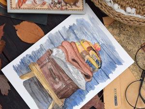 Вы помните о письмах?. Ярмарка Мастеров - ручная работа, handmade.