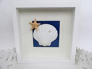 Делаем декоративное панно в морском стиле. Ярмарка Мастеров - ручная работа, handmade.