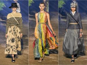 Экология во всём! Коллекция Dior весна-лето 2020. Ярмарка Мастеров - ручная работа, handmade.