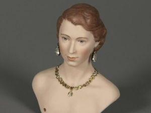 Знаменитые портретные фарфоровые куклы Martha Darwin Thompson. Ярмарка Мастеров - ручная работа, handmade.