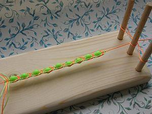 Делаем станок для плетения браслетов своими руками. Ярмарка Мастеров - ручная работа, handmade.