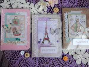 Создаем за десять минут оригинальную обложку на паспорт. Ярмарка Мастеров - ручная работа, handmade.