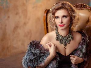 Фото проект  «Luxury Fur». Ярмарка Мастеров - ручная работа, handmade.