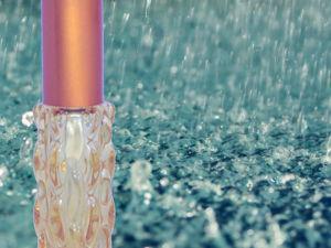 Духи с нотой дождя и воды и т.д. Ярмарка Мастеров - ручная работа, handmade.