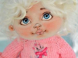 Фотообзор куклы. Ярмарка Мастеров - ручная работа, handmade.