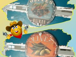 Ящик  «Оливковый Джо». Ярмарка Мастеров - ручная работа, handmade.
