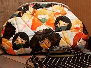 Про мои сумочки. Ярмарка Мастеров - ручная работа, handmade.