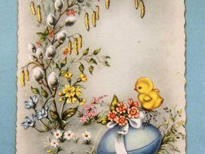 С Праздником католической Пасхи!. Ярмарка Мастеров - ручная работа, handmade.