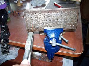 Как уменьшить диаметр готовой проволоки. Ярмарка Мастеров - ручная работа, handmade.