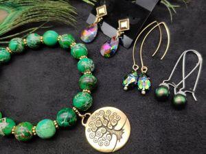 Магия зелёного. Ярмарка Мастеров - ручная работа, handmade.