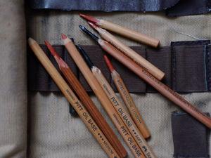 Обзор масляных карандашей Faber-Castell Pitt Oil Base. Ярмарка Мастеров - ручная работа, handmade.