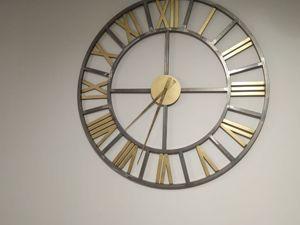 Часы лофт. Ярмарка Мастеров - ручная работа, handmade.