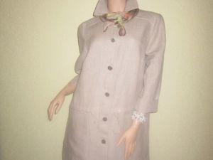Пыльник — альтернатива кардигану, жакету и пиджаку. Ярмарка Мастеров - ручная работа, handmade.