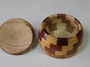 Изготовление деревянной солонки. Ярмарка Мастеров - ручная работа, handmade.