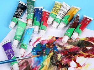 Масляные краски: за и против. Ярмарка Мастеров - ручная работа, handmade.