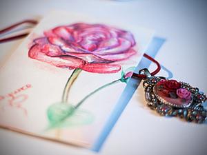 Создание подарочного конверта своими руками. Ярмарка Мастеров - ручная работа, handmade.