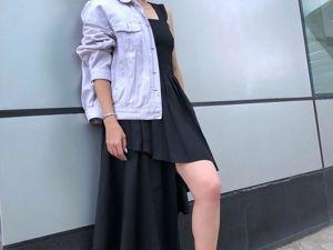 Идеальное платье-спираль. Ярмарка Мастеров - ручная работа, handmade.