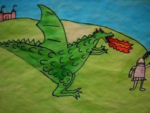 Страсти по драконам. Ярмарка Мастеров - ручная работа, handmade.