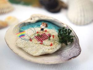 Обручальная миниатюра. Ярмарка Мастеров - ручная работа, handmade.