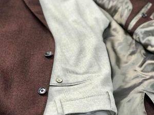Мужская одежда каких материалов и моделей актуальны на осенее-зимний сезон 2020-2021. Ярмарка Мастеров - ручная работа, handmade.