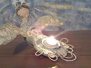 Делаем подсвечник в виде птицы. Ярмарка Мастеров - ручная работа, handmade.