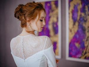 Kosmi bridal Лейрия. Ярмарка Мастеров - ручная работа, handmade.