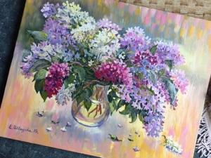 Цветы и пейзажи весны!. Ярмарка Мастеров - ручная работа, handmade.