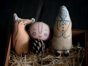 Кукольный театр своими руками. Ярмарка Мастеров - ручная работа, handmade.