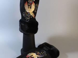 Сенсорные перчатки: как это?. Ярмарка Мастеров - ручная работа, handmade.
