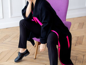 Новое пальто для смелых!. Ярмарка Мастеров - ручная работа, handmade.