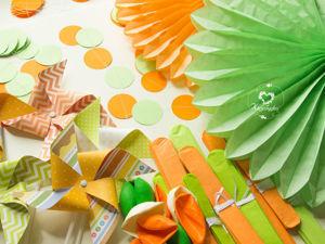 Изготовление ветрячка из бумаги. Ярмарка Мастеров - ручная работа, handmade.