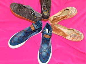 Три пары обуви за 3000! Акция на весь ассортимент!. Ярмарка Мастеров - ручная работа, handmade.