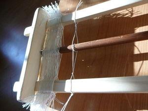 Вязание нитченок для узорного ткачества. Ярмарка Мастеров - ручная работа, handmade.