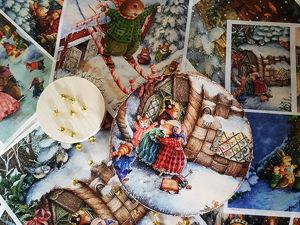 Новогодние новинки!. Ярмарка Мастеров - ручная работа, handmade.