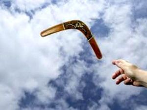 Я запускаю в небо бумеранг!!!!!. Ярмарка Мастеров - ручная работа, handmade.