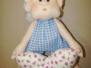 Шьем куклу «Сердечный ангел». Ярмарка Мастеров - ручная работа, handmade.