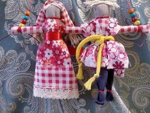 Немного о куколках. Ярмарка Мастеров - ручная работа, handmade.