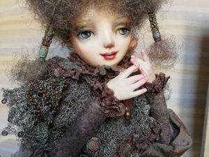 Маленькие кукольный секреты. Про магнитики в кукольном костюме. Ярмарка Мастеров - ручная работа, handmade.