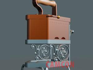 3d визуализация предметов. Художественная ковка. Ярмарка Мастеров - ручная работа, handmade.